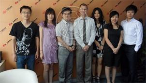 泰勒学院校长访问新西兰教育联盟